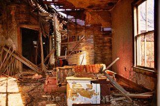 Poor Sad Home