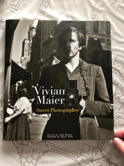 Vivian Maier Street Photographer book cover